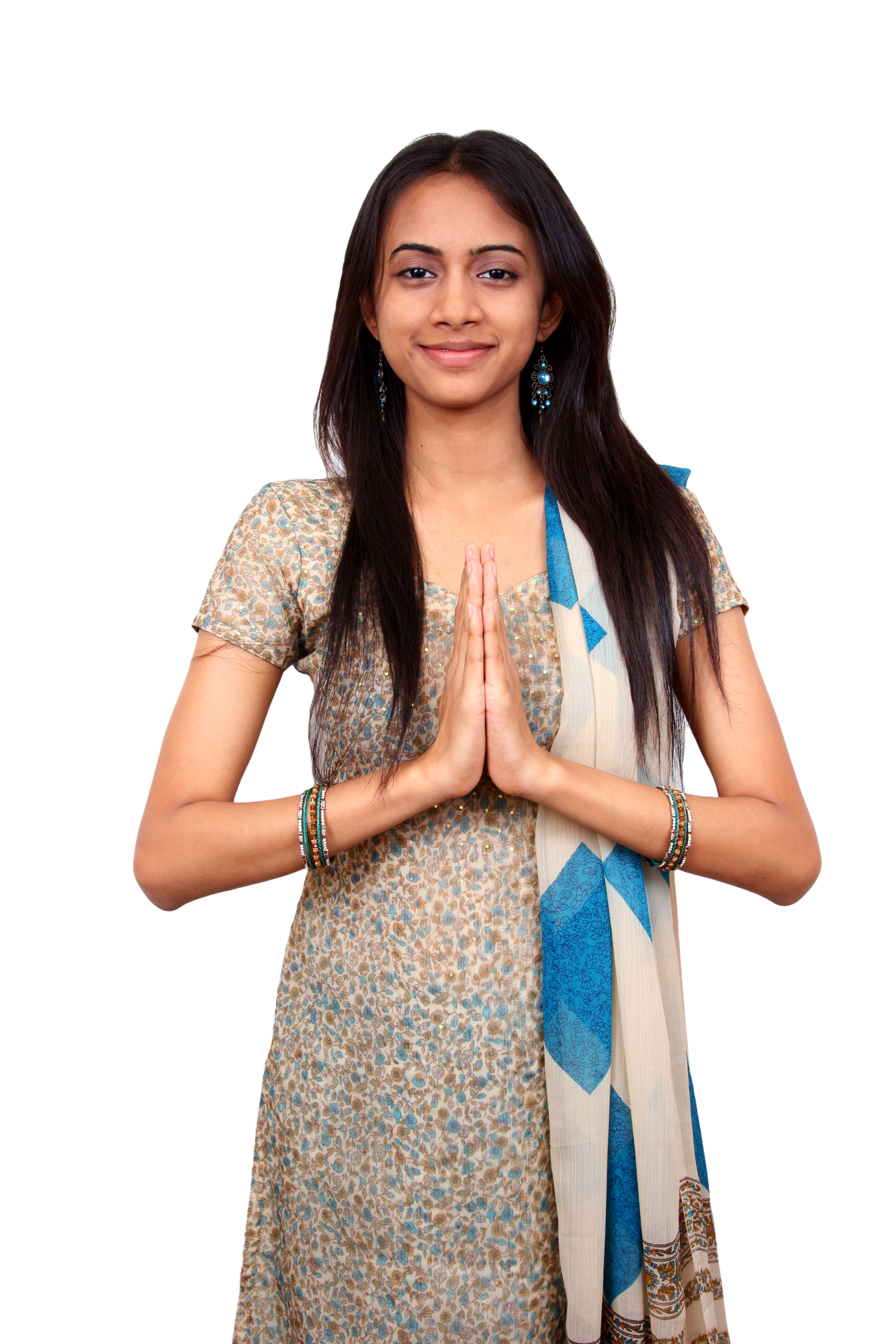 Wearing Traditional Indian Clothes Guaranteed Attractive